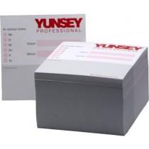 Yunsey Terminzettelblock